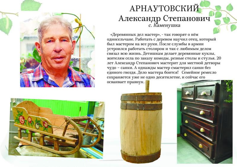 Арнаутовский Александр Степанович