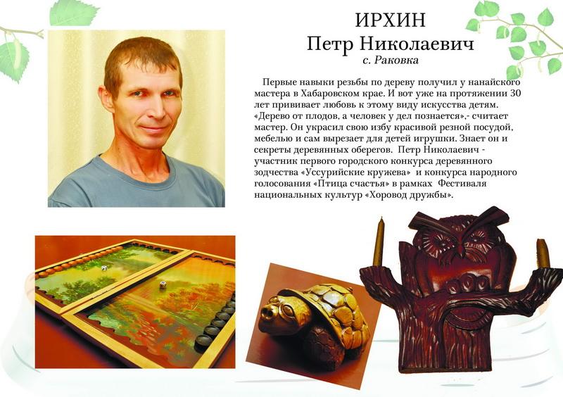 Ирхин Петр Николаевич