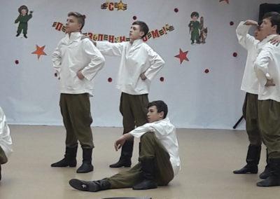 Образцовый ансамбль танца Карнавал (2)