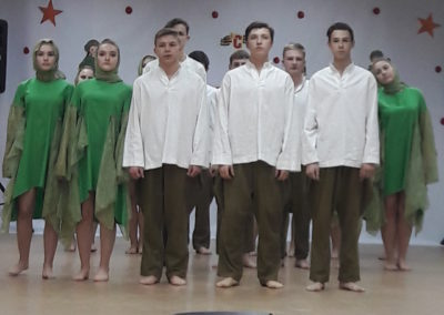 Образцовый ансамбль танца Карнавал (3)