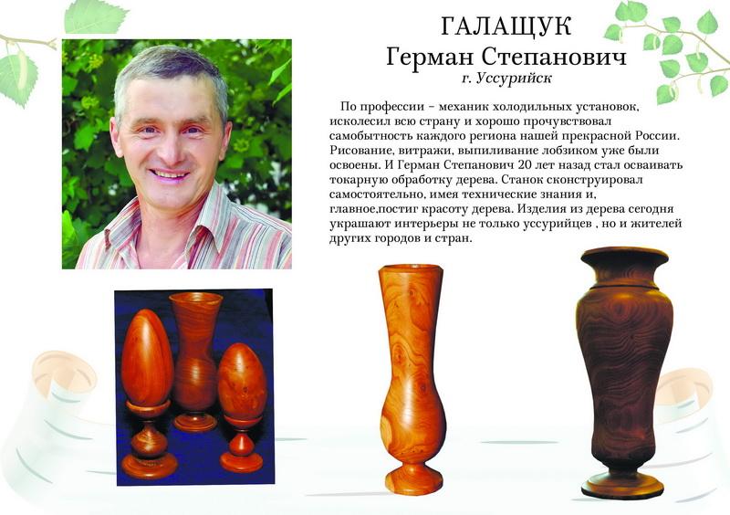 Галащук Герман Степанович