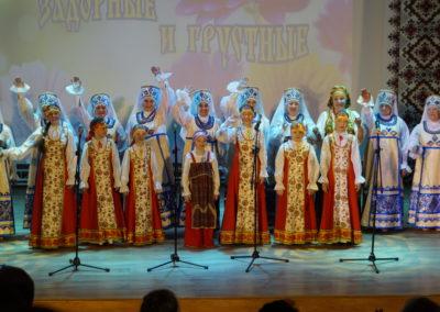 """Вокальный ансамбль """"Рябинка"""""""