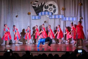 Ансамбль танца «Легенда» средняя группа
