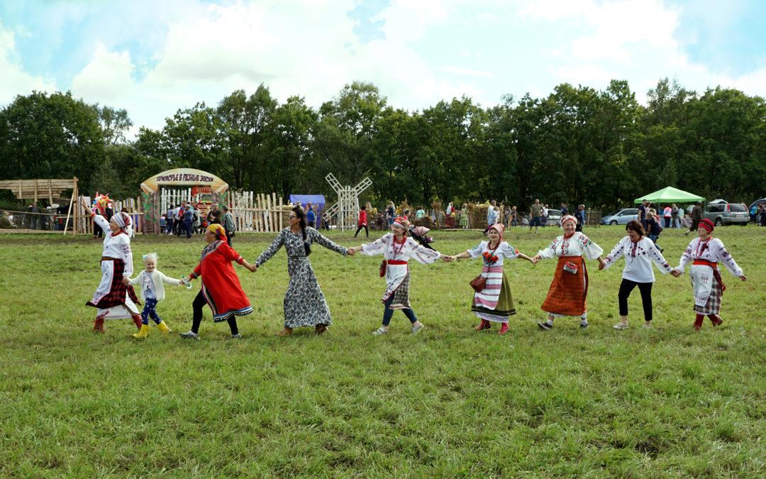 Открытый краевой фестиваль национальных культур «Хоровод дружбы»
