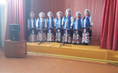 Концертная программа «Я люблю тебя жизнь» в Улитовке