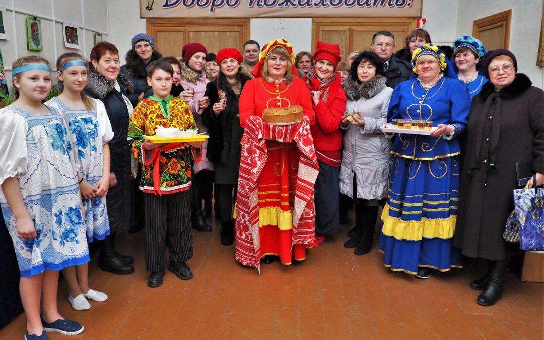 Совет мастеров в Доме культуры с. Алексей-Никольское