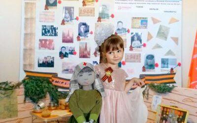 Работа Регины Киселевой «Памятник военным медикам» на конкурс «Монументы Победы»