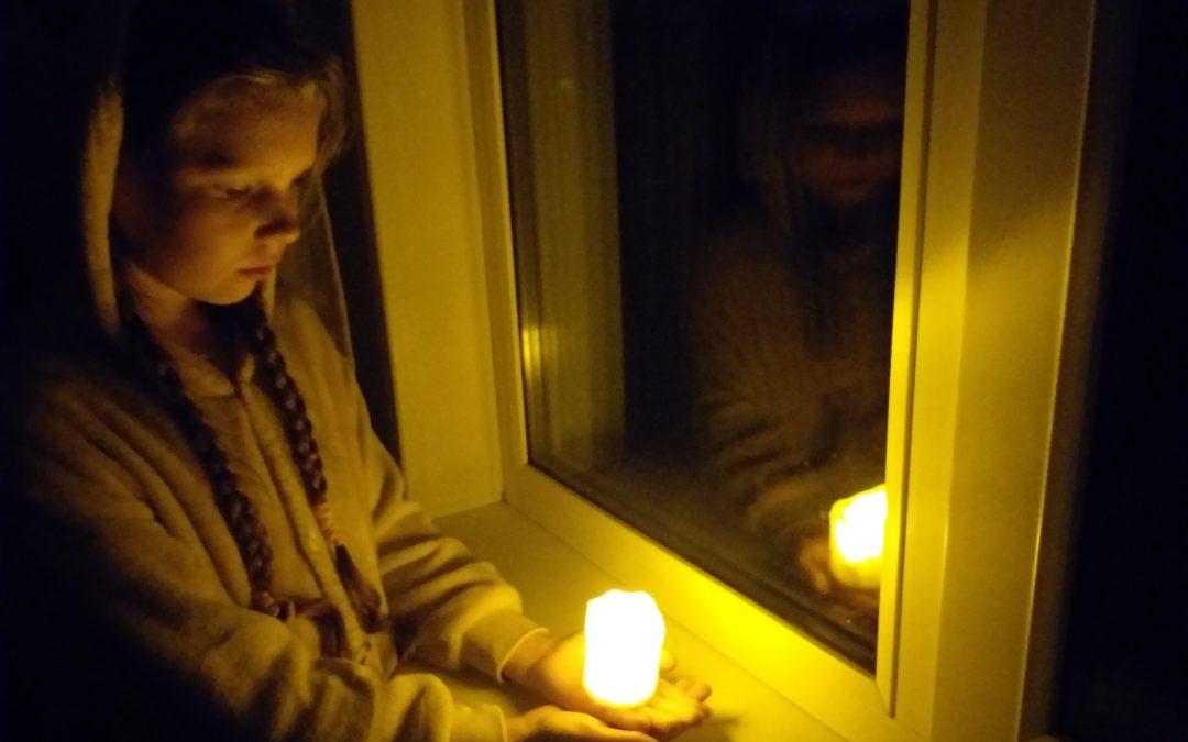 Онлайн-акция «Свеча памяти»