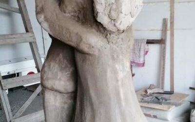 Работа Шикунова Николая «Никто не забыт, ничто не забыто» на конкурс «Монументы Победы»