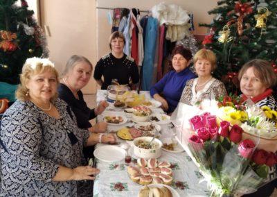 День матери в клубе села Утёсное