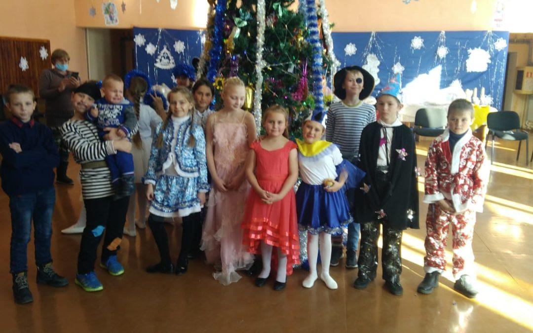 Как Устроить Новый год в клубе с.Николо-Львовское