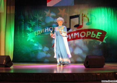"""Народный хор """"Приморочка"""""""