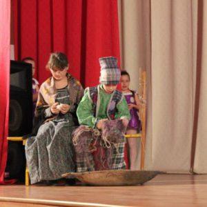 Театральная группа «Сияние»