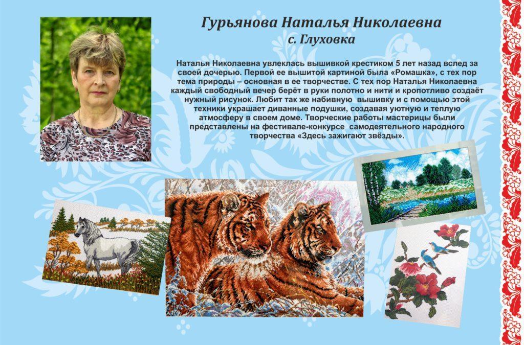 Гурьянова Наталья Николаевна
