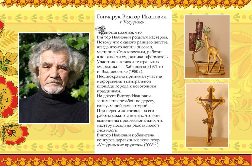 Гончарук Виктор Иванович