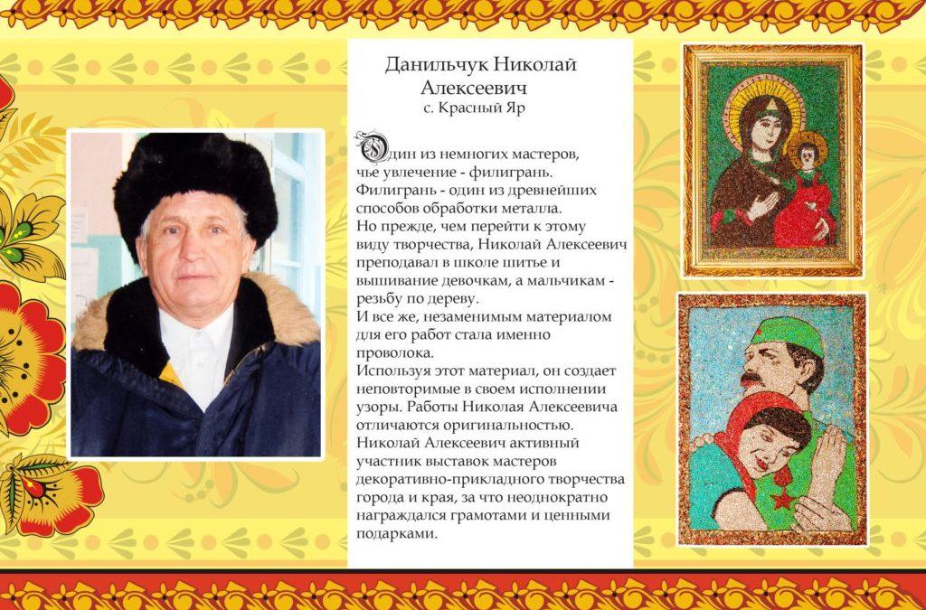Данильчук Николай Алексеевич