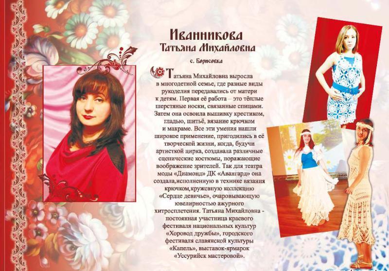 Иванникова Татьяна Михайловна