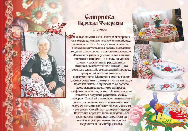 Смирнова Надежда Федоровна