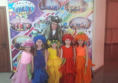 Принцессы цветов