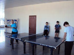 Клуб «Теннисист»