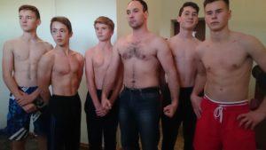 Фитнес-клуб«Драйв» средняя группа