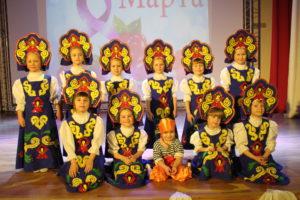 Театр танца Пересвет (Карапузы)