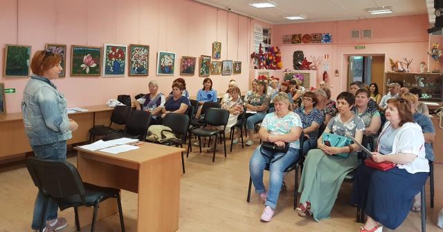 Мастера обсудили участие в фестивале «Хоровод дружбы».