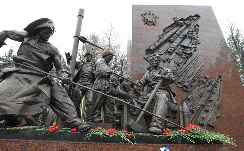 Конкурс «Монументы Победы»