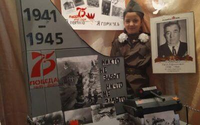 Работа Синица Анжелики «Никто не забыт, ничто не забыто» на конкурс «Монументы Победы»