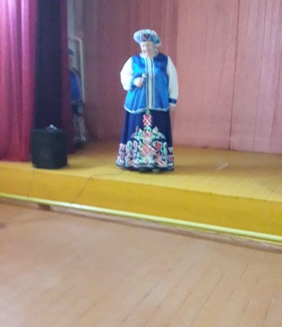 Концертная программа «Нам песня строить и жить помогает» с. Улитовка