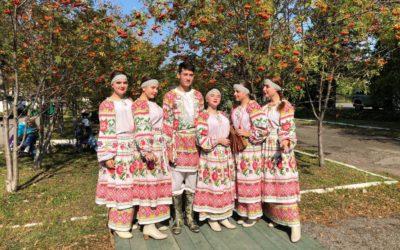 Вокальный ансамбль «Рябинка»- нам 10 лет!