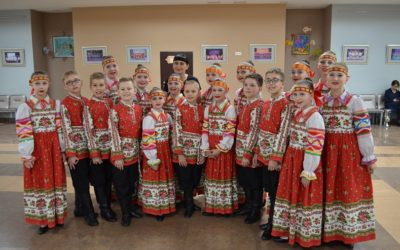 Детский хореографический конкурс «StarKids»