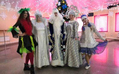Новогодние чудеса в Борисовке.