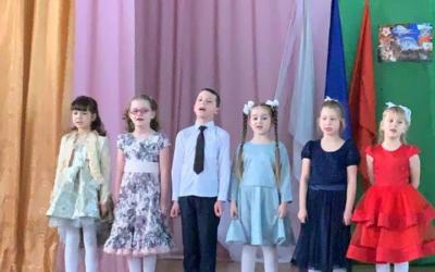Концертная программа «Служу России», ко Дню защитника Отечества Дом культуры с. Пуциловка