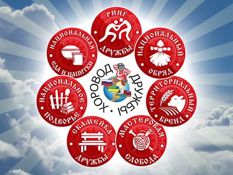 Онлайн — конкурсы в рамках Фестиваля «Хоровод дружбы» 2021