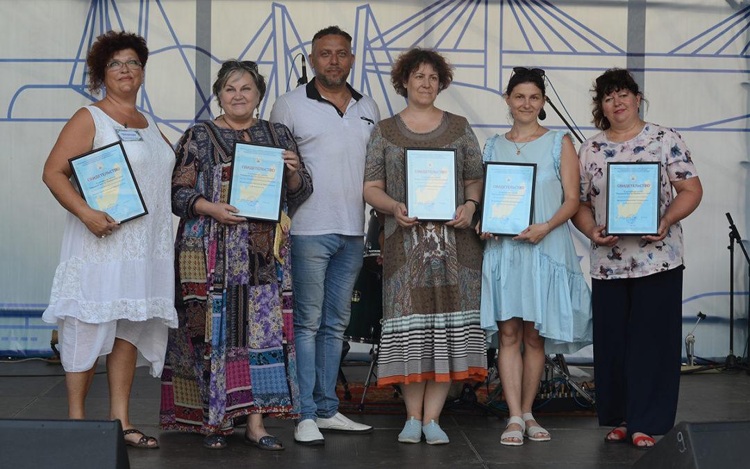 Уссурийцы на краевом фестивале- конкурсе «Грани творчества»