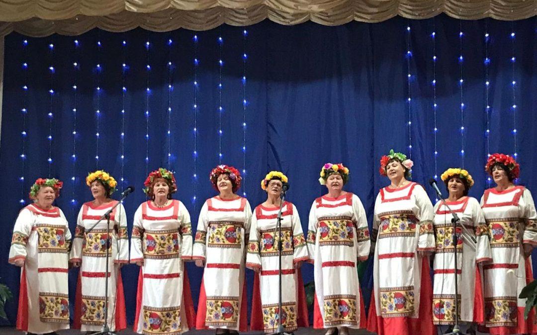 Концертная программа «С песней по жизни» в Алексее-Никольске