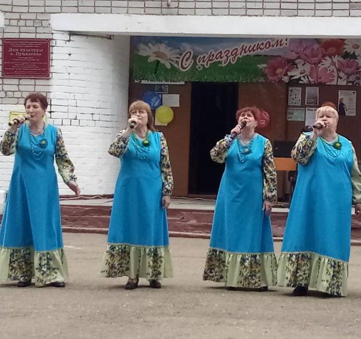 Праздничные мероприятия к Дню города Дом культуры с. Пуциловка